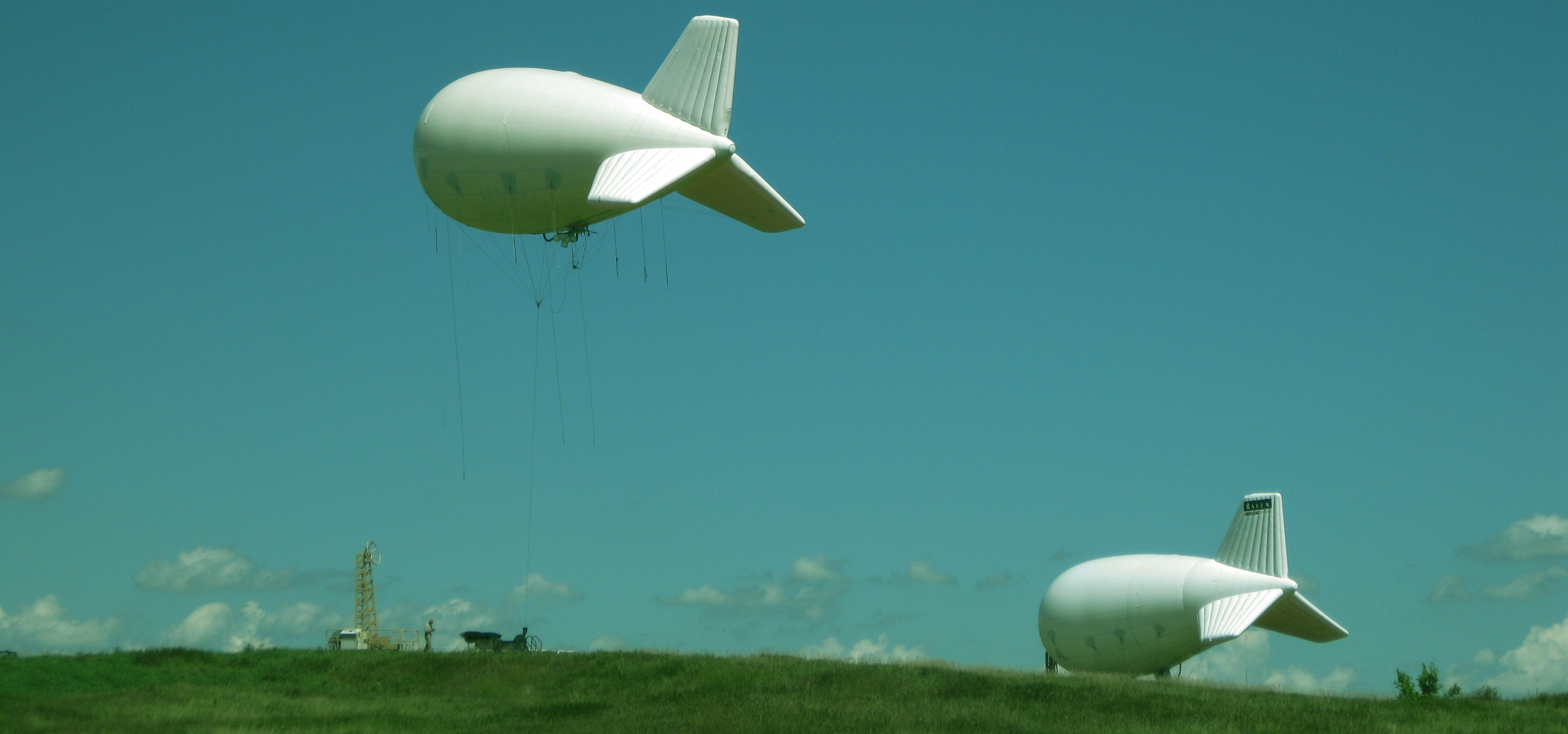 Ruby HSLAM High Strength Laminated Aerostat Material